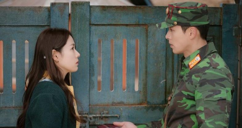 愛 の 不時着 北 朝鮮